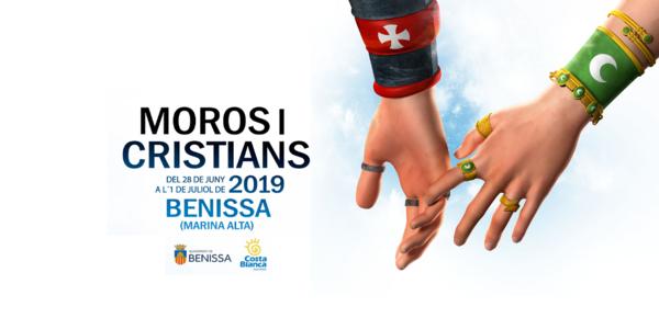 Fiestas en Benissa Moros y Cristianos