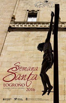 Cartel de la Semana Santa de Logroño 2016