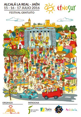 Fiestas en Alcalá la Real Etnosur