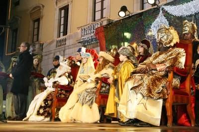 Cabalgata de Reyes de Tarragona - Cavalcada de Reis - Horario y recorrido