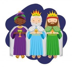 Fiestas en Calpe Cabalgata de Reyes