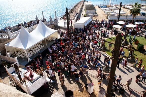 Festa de la Verema en Sitges