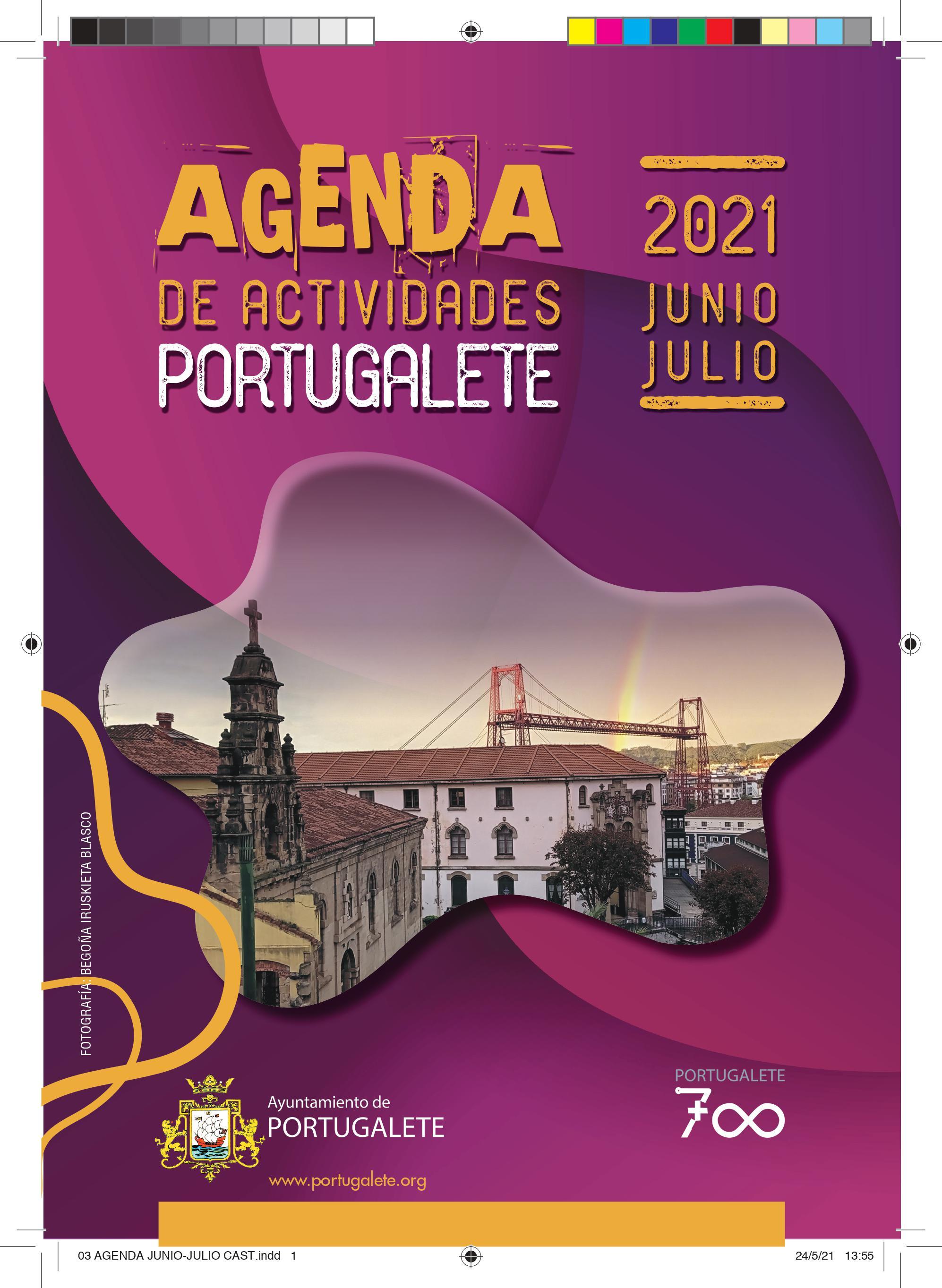 Agenda de actividades en Portugalete