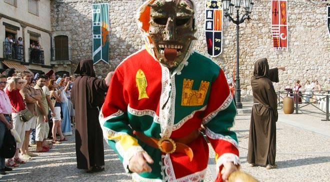 Botarga - Festival Medieval de Hita