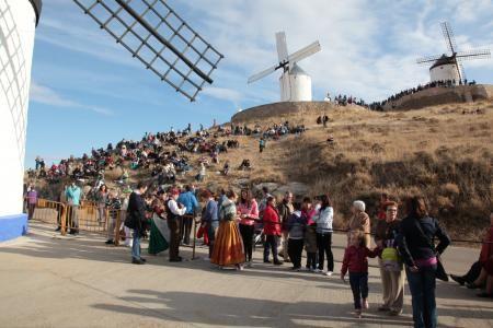 Fiesta de la Rosa del Azafrán en Consuegra