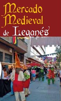 Fiestas en Leganes Mercado Medieval