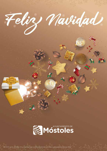 Fiestas en Mostoles Programa de Navidad