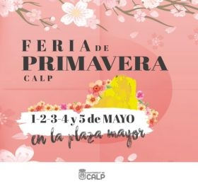 Fiestas en Calpe Feria de Primavera