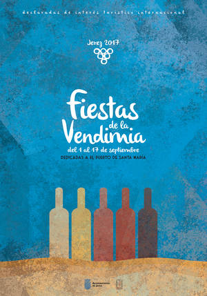 Programa de las Fiestas de la Vendimia en Jerez de la Frontera