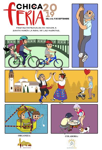 Programa de la Feria Chica de Lorca Fiestas Patronales