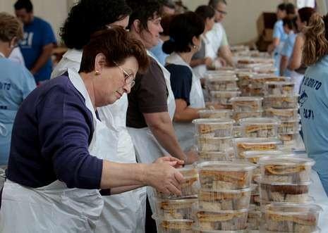 Feria del Bonito en Burela