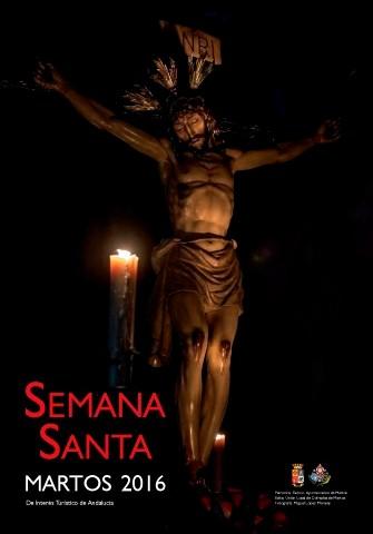 Fiestas en Martos Semana Santa 2016