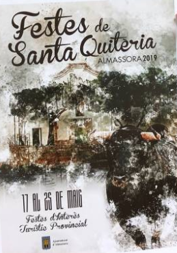 Fiestas de Santa Quiteria en Almassora