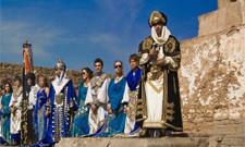 Fiestas en Sagunto Moros y Cristianos Programa y cartel