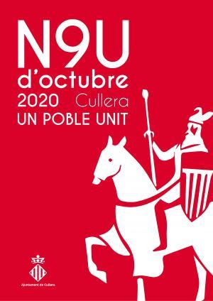 9 d'Octubre en Cullera Programa de actos