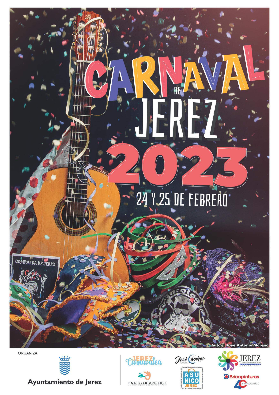 Programa del Carnaval de Jerez de la Frontera