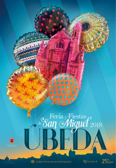 Fiestas en Ubeda Feria y Fiestas de San Miguel