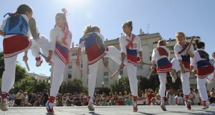 Festa Major de Santa Tecla en Sitges
