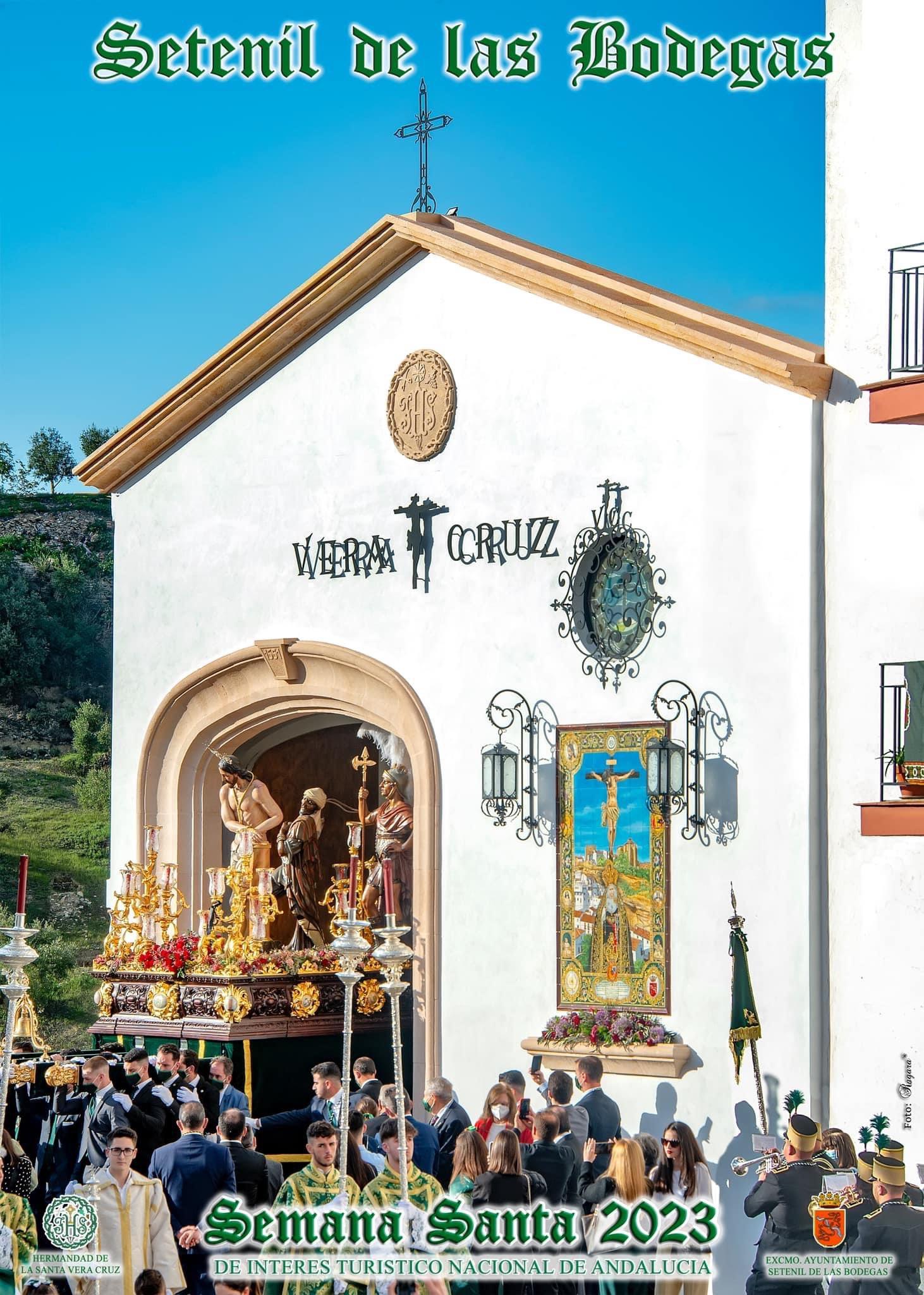Procesiones Horarios e Itinerarios de la Semana Santa de Setenil de las Bodegas