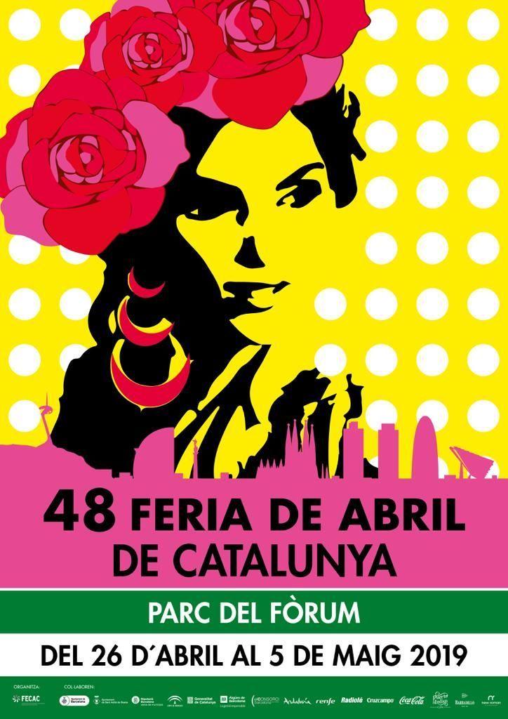 Feria de Abril de Catalunya en Barcelona