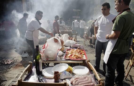 Fiestas de San Mateo en Logroño