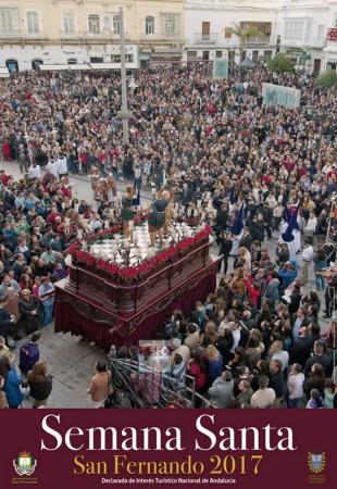 Procesiones horarios e itinerarios de la Semana Santa de San Fernando