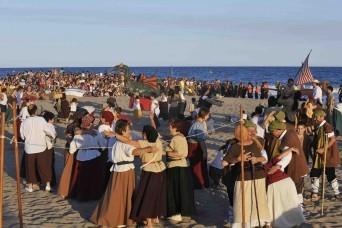 Festes del Mar en Castelldefels