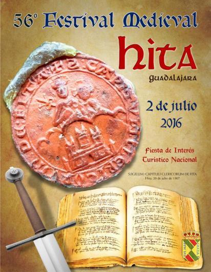 Festival Medieval de Hita 2016