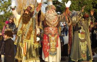 Fiestas en Reus Cabalgata de Reyes