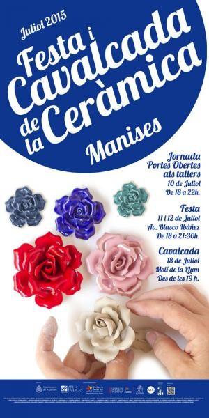 Festa y Cavalcada de la Ceràmica en Manises