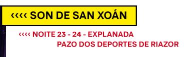San Xoan en A Coruña