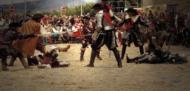Fiestas de San Bernabé en Logroño - Mercado Renacentista en Logroño