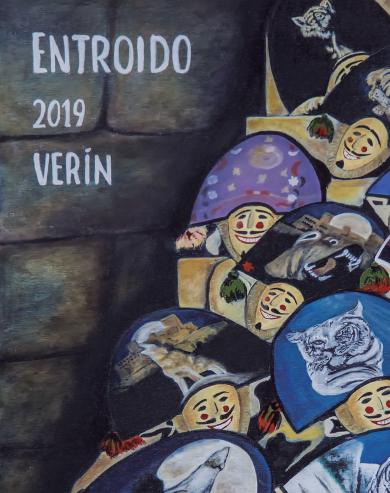 Programa y cartel del Entroido de Verin