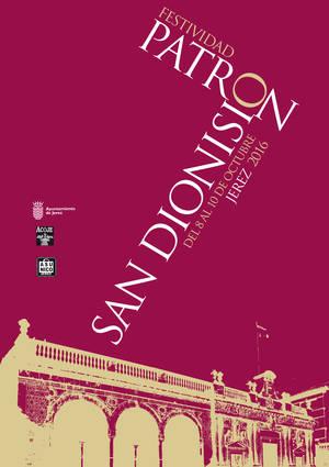 Programa de las Fiestas de San Dionisio en Jerez de la Frontera