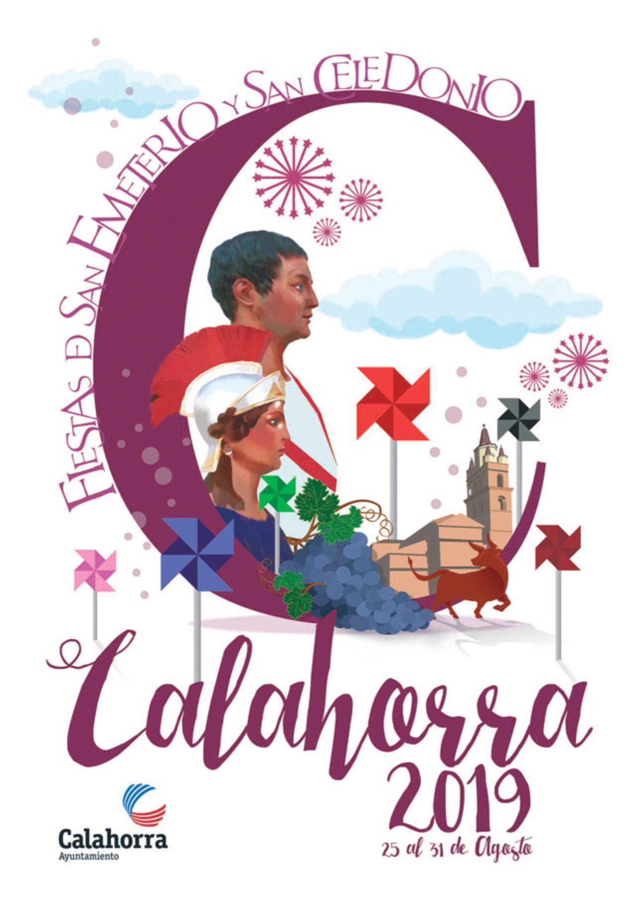 Fiestas de Calahorra San Emeterio y San Celedonio