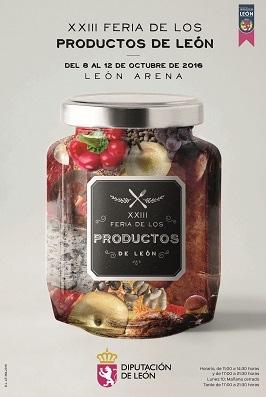 Fiestas en León Feria de los Productos de León