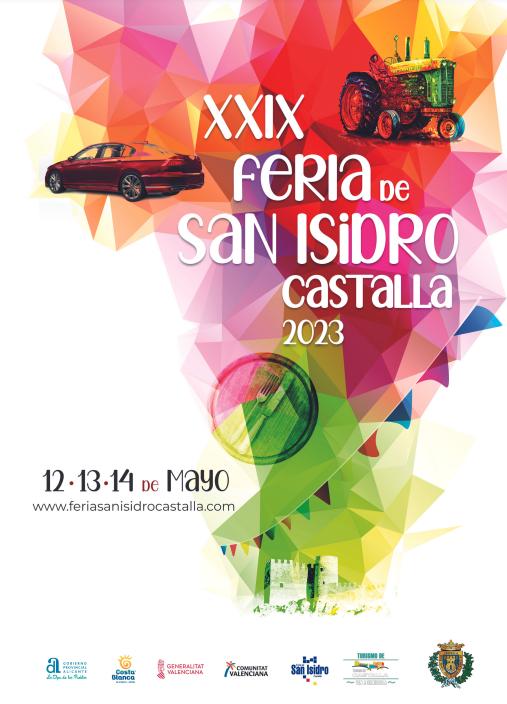 Fiestas en Castalla Feria de San Isidro