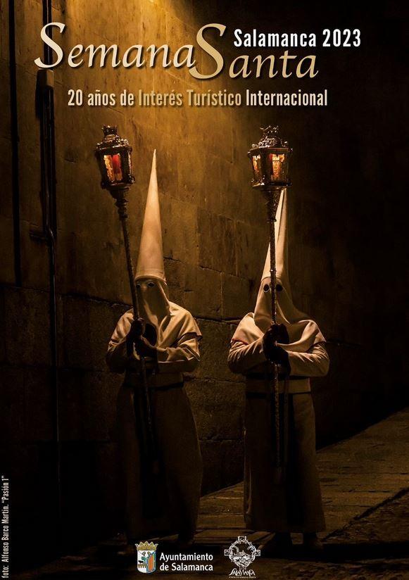 Programa y Procesiones de la Semana Santa de Salamanca