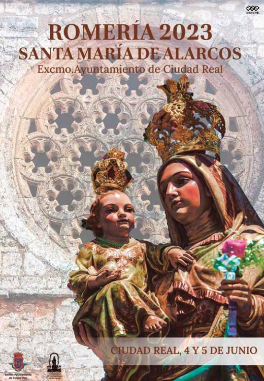Romería de Alarcos en Ciudad Real