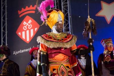Fiestas en Rubi Cabalgata de Reyes
