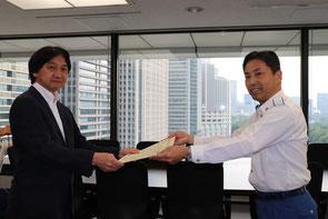 東京都消防総監より表彰されました