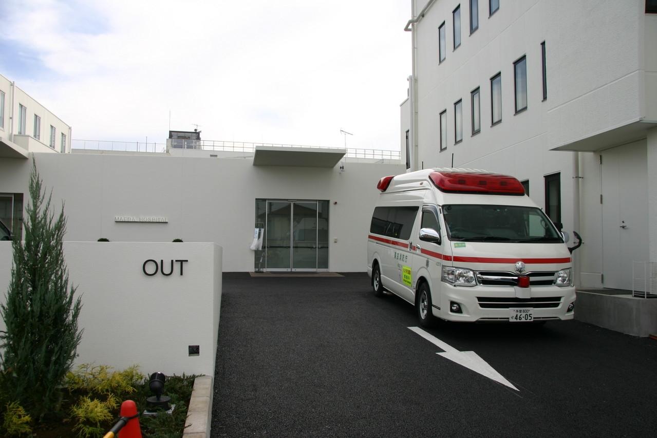 地域救急医療センター 東京都認知症疾患医療センター併設 24時間救急対応可能!