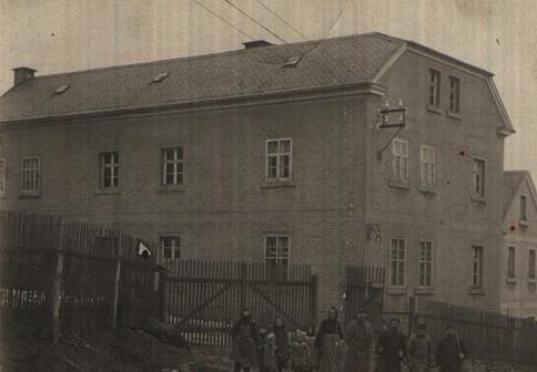 Schmiede und Wagnerei Haus Hofmann