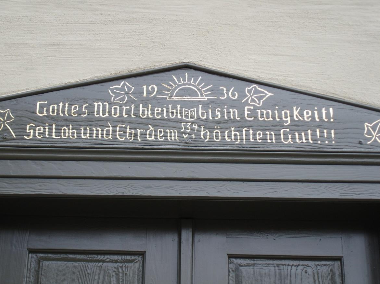 2001 - 2002 Fenster und Außentüren restauriert