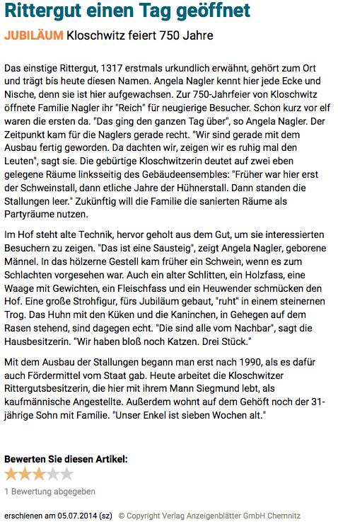 Blick 05.07.2014