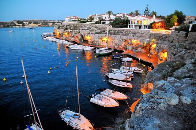 Fundstätte von Torrellisar Vell - Menorca