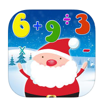 https://itunes.apple.com/in/app/santa-claus-math-game/id941838875?mt=8