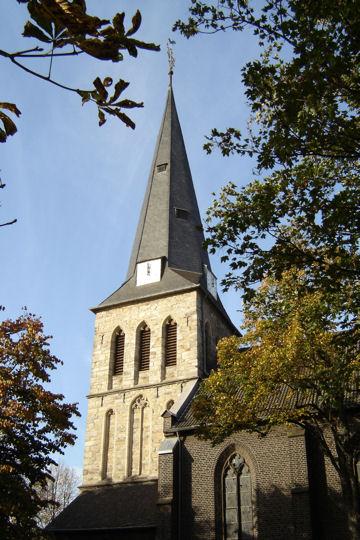 Ev. Kirche Mittelmeiderich