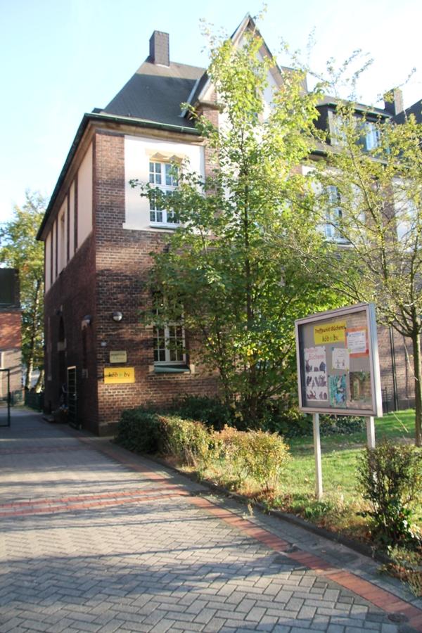 Bücherei St. Gabriel - St. Anna