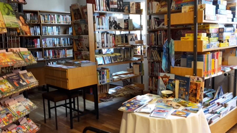 Bücherei St. Elisabeth